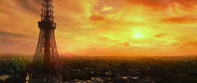 映画「ALWAYS 三丁目の夕日'64」で昭和 30 年代の東京の街並みをリアルに再現 株式会社白組の取組み