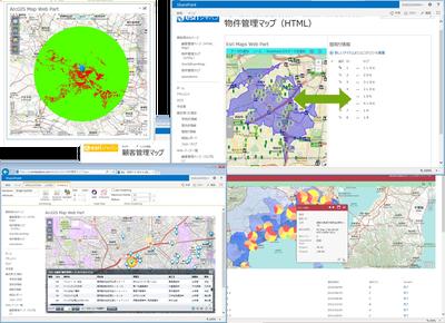 Mapswebpart