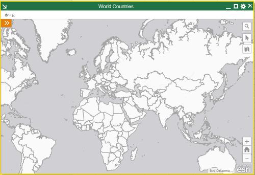 Excel 上でいままで行ったことがある国を色分けしてみよう Arcgis