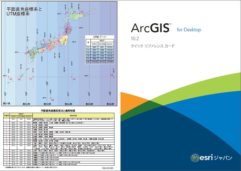 arcgis for desktopで今すぐ使える10点の技術資料 arcgisブログ