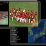 ストーリー マップを通して 2016 年のプロ野球観戦を振り返る