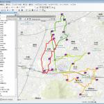 ArcGIS Network Analyst チュートリアルに「配車ルート解析」の演習を追加しました!