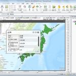 Excel データからポリゴンを作成する