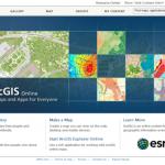 ESRIのクラウドGIS~新しくなったArcGIS Onlineを使ってみよう!