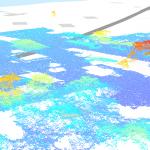 Drone2Map for ArcGIS で出力した点群データを表示してみよう!