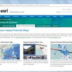 台風 30 号の軌跡を地図で見る