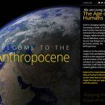 人類の活動が生態系や気候に及ぼしている影響を地図で見る