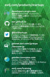 Esri Startup Program2