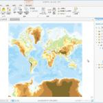 面倒な手順は不要!!ArcGIS で地理院地図を「もっと」簡単に参照しよう!