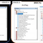 ArcGIS Pro で ENVI 機能が利用可能になりました