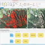 画像解析による空中写真からの土砂崩れ箇所の推定