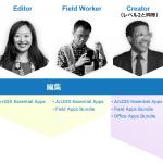 ArcGIS Online の新しいライセンス体系:ユーザー タイプ