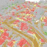 LIDAR データを活用しよう!:点群データからの 3D 建物データの作成
