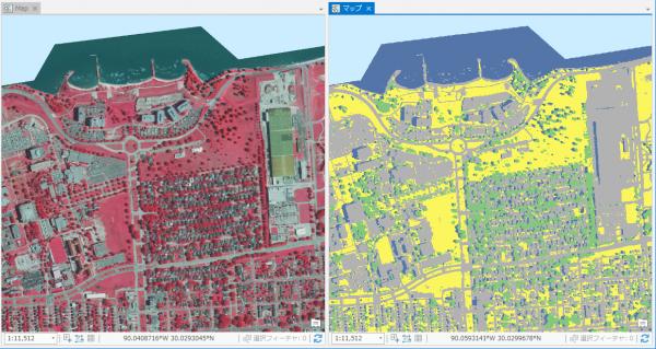 ArcGIS Pro と ArcGIS Spatial Analyst で画像分類ウィザードを使ってみよう!(サンプル データ付き)