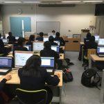 京都教育大学附属高等学校にて出前授業を開催しました!