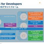 マッピング & ロケーション開発(ArcGIS for Developers)2019 振り返り