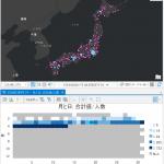 ジャッグジャパン社提供 新型コロナウイルス感染者数データの ArcGIS Pro での利用方法