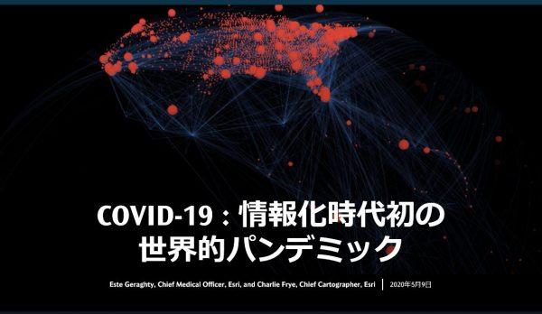 COVID-19ストーリーマップ