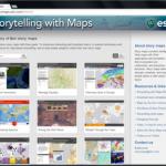 Esri のストーリー マップが IMIA Americas Map Industry Awards 2012 で金メダルを獲得しました