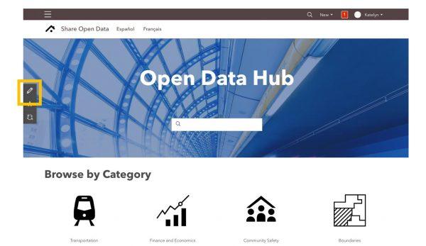 Open Data Hub