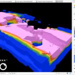 "ArcGIS Pro 2.6 新機能: 多次元データの新しい表示方法 ""ボクセル レイヤー"""