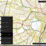 第2弾 -「地理院地図Vector」(仮称)をArcGIS で表示してみました
