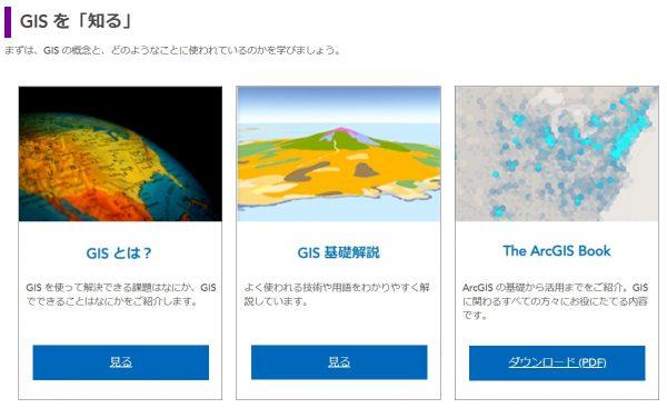 GISを知る