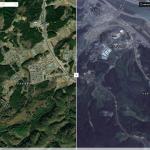 地図で見る東日本大震災からの復旧状況