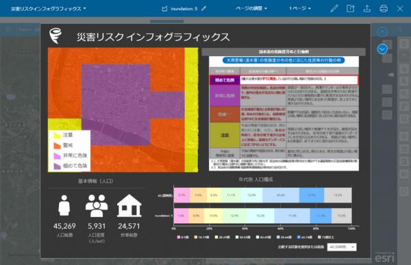 災害インフォグラフィックス