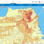 企業の海外出店計画を支援!海外データを活用した商圏分析の実現