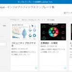商圏レポートの DX「インフォグラフィックス」のテンプレート集をリニューアルしました!